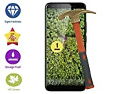 im77r 1 Unidad DE Protector DE Pantalla Premium 2.5D Cristal Templado 9H para WEIMEI Plus 3