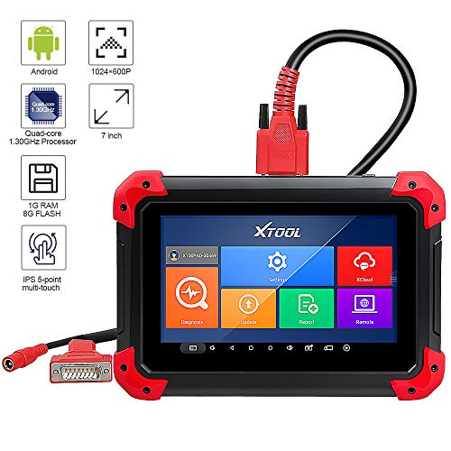 XTOOL X100 PAD Second Generation Programmer with EEPROM Adapter Support Special Function EPB/TPS/Oil/Throttle Body/DPF Reset