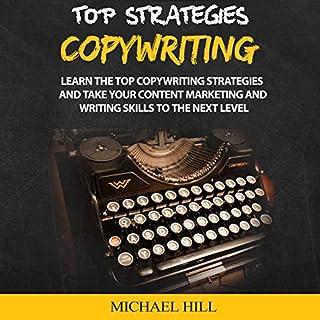 Copywriting audiobook cover art