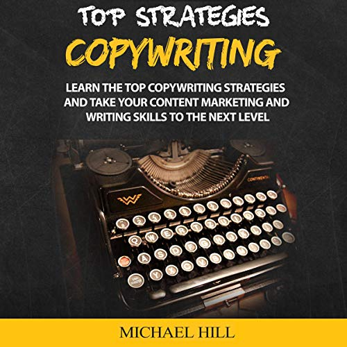 Copywriting cover art