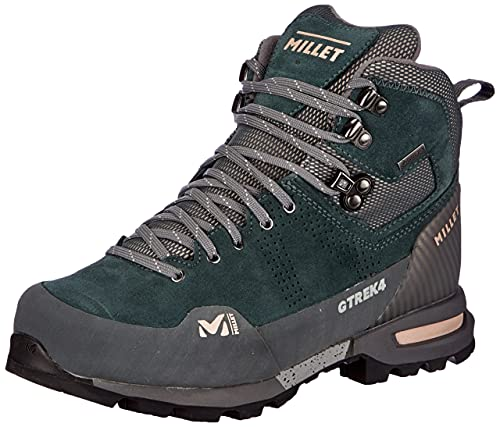 Millet G Trek 4 GTX W, Climbing Shoe Mujer, Shadow, 39 1/3 EU