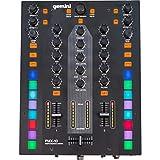 Gemini PMX-10 - Mezclador DJ de 2 canales