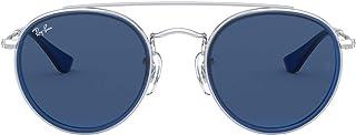 Kids' Rj9647s Metal Round Sunglasses