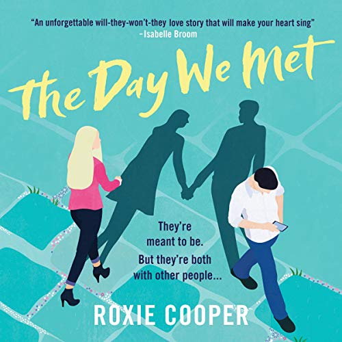 Page de couverture de The Day We Met