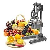 FOBUY Commercial Grade Citrus Juicer Hand Press Manual Fruit Juicer Juice Squeezer Citrus