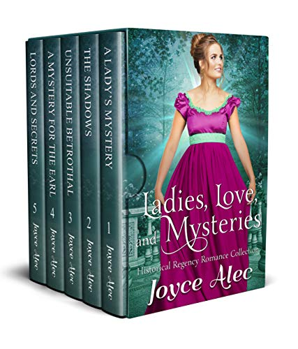 Ladies, Love, and Mysteries: Historical Regency Romance Collection