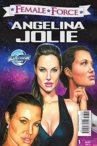 Female Force: Angelina Jolie (English Edition)