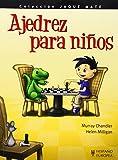 ajedrez para niños libro
