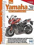 Yamaha Fazer 1 und FZ 1 ab Modelljahr 2006 (Reparaturanleitungen)