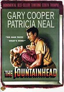 The Fountainhead: (DVD)