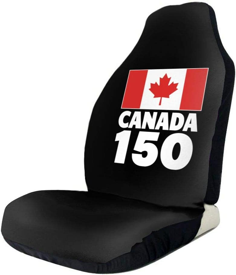 Bargain sale POI78 Canada 150 Fascinating Fashion Seat Fu Covers Auto Pattern Spring new work