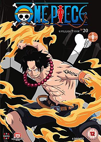 One Piece (Uncut) Collection 20 (Episodes 469-491) (4 Dvd) [Edizione: Regno Unito]