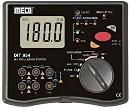 Meco DIT954 Insulation Tester