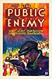 The Public Enemy (1931) Movie Poster 24x36 inches James Cagney
