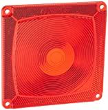 Wesbar Trailer Hitches - Wesbar 3001.5223 403335 Replacement Marine Lens , Red