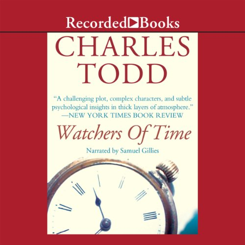 Watchers of Time cover art