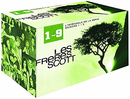 Les Frères Scott - l'Intégrale de la Série - 9 Saisons - Coffret DVD