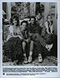 Historic Images - 1993 Press Photo Ben Savage, Lily Nicksay and The cast of Boy Meets World.