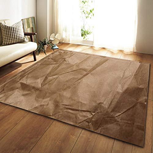 BSZHCT Flanell rutschfest Weicher Kurzflor Teppich modern für Wohnzimmer, Schlafzimmer, Kinderzimmer und Arbeitszimmer