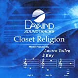 Closet Religion [Accompaniment/Performance Track]