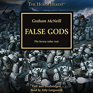 False Gods cover art