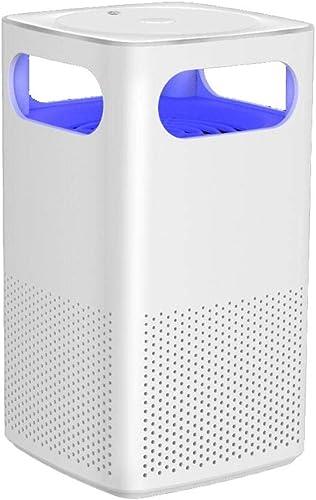 YULAN La Lampe Tueur de Moustique de LED a branché Le Plug-in dans la Capture silencieuse de Chambre à Coucher Anti-Moustique de Maison intérieur extérieur 2 Couleurs 100  100  180mm
