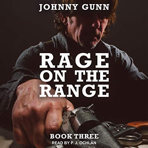 Rage on the Range cover art