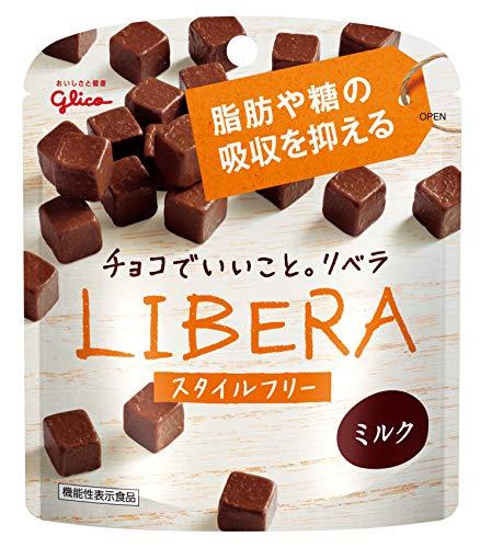 江崎グリコ LIBERA<ミルク > 50g×10個