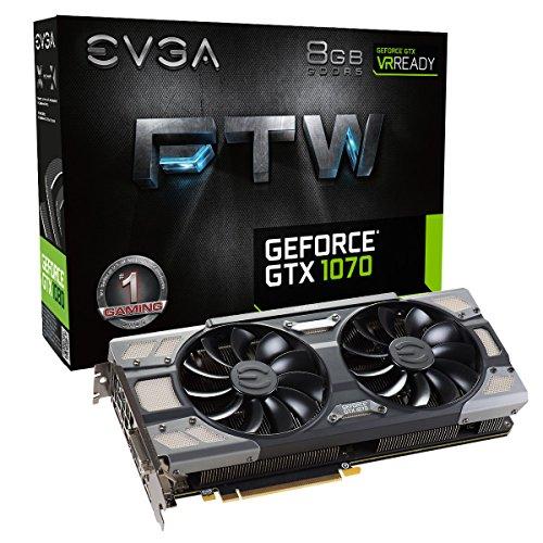 EVGA GeForce GTX1070 FTW 8GB