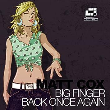 Big Finger / Once Again