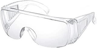 Safety Glasses Protective Goggles Clear Lens
