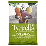 Tyrrells vegetable chips 40g