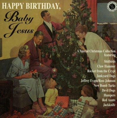 Happy Birthday, Baby Jesus