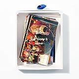 Disney ステッカー セット, ディズニー トイ・ストーリー3 スチールカットコレクション (Toy Story3 ステッカー 54枚)