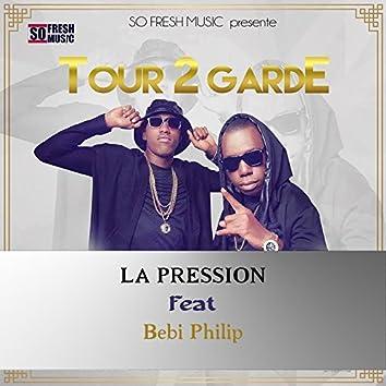 La pression (feat. Bebi Philip)
