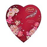 Lindt Lindor Valentine Truffles Box, Milk Heart, 5.9 Ounce