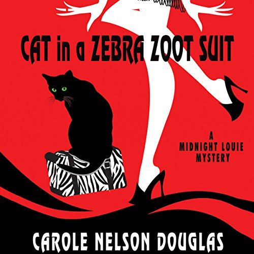 Cat in a Zebra Zoot Suit audiobook cover art