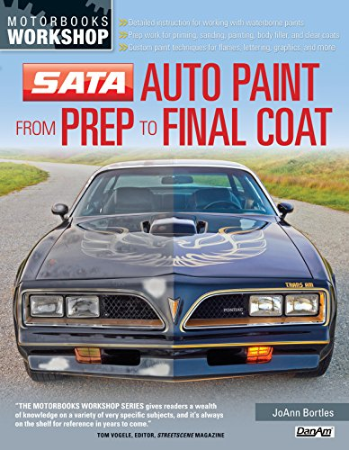SATA Auto Paint from Prep to Final Coat (Motorbooks Workshop)