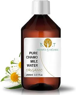 Hidrolato Agua Floral Puro de Camomila Romana Manzanilla Ecológico Hidrosol ORGÁNICO 500 ml