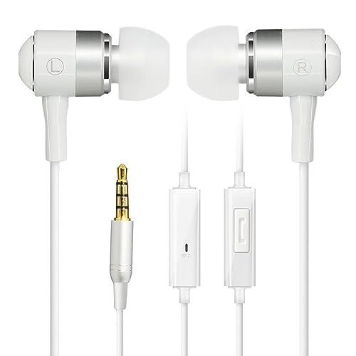 COWIN HE1 Auriculares con aislamiento de ruido en la oreja, Micrófonos anti-sudor a