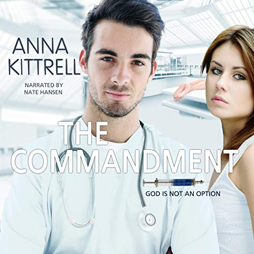 The Commandment audiobook cover art