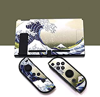 Case For Nintendo Switch - HDE Hard Back Case Cover for Nintendo Switch Anti-Scratch Ergonomic Hard Shell Plastic Protecto...