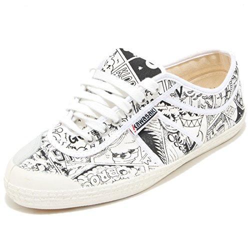 Kawasaki 67714 Sneaker Cartoon (Senza Scatola) Scarpa Bimbo Bimba Shoes Kids [29]