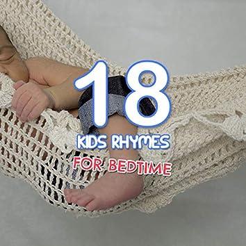 #18 Kids Rhymes for Bedtime