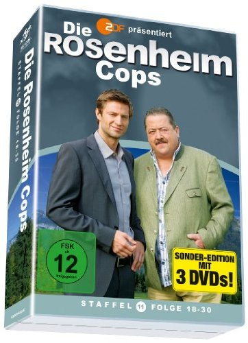 Die Rosenheim Cops - Staffel 11/Folge 18-30 - Sonder-Edition (3 DVDs)
