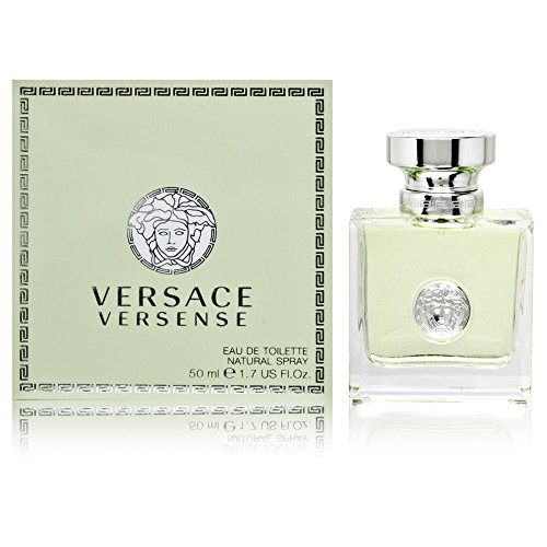 GIANNI VERSACE Versace Versense EDT Vapo 50 ml, 1er Pack