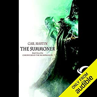 The Summoner audiobook cover art