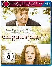 A Good Year (Ein gutes Jahr) [Import-Germany, Region Free Blu-ray]
