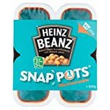 Heinz Beans Snap Pots, 7.05 Ounce...