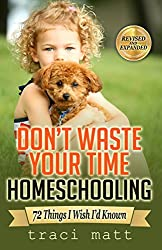 homeschooling, waste, time